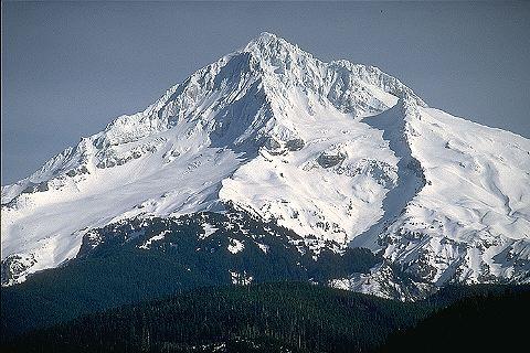 photo of Mt Hood Oregon